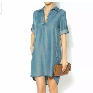 Women's Velvet Heart denim dress size small